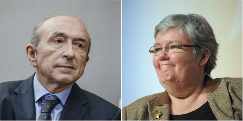 """""""Ministre auprès du ministre de l'Intérieur"""" : les explications plus que floues de Jacqueline Gourault au sujet de ses attributions"""