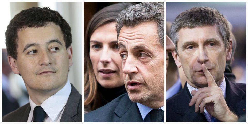 """Modeste"", ""sobre"", ""simple"" ... l'équipe de Nicolas Sarkozy vend une campagne low-cost"