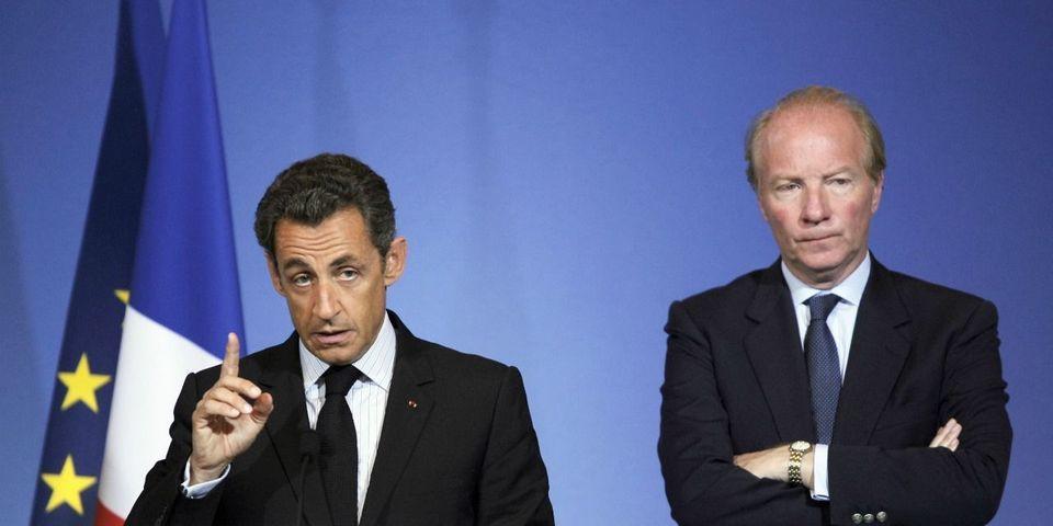 """""""Moi, je"""" : le surnom trouvé à Hollande par Sarkozy a en fait été inventé par... Hortefeux (au sujet de NKM)"""