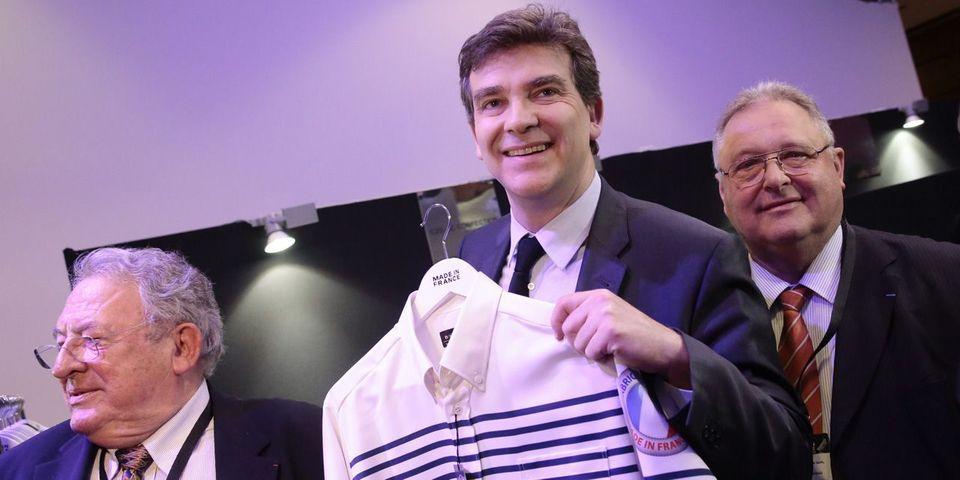 Montebourg ne portera pas le maillot de l'équipe de France de foot