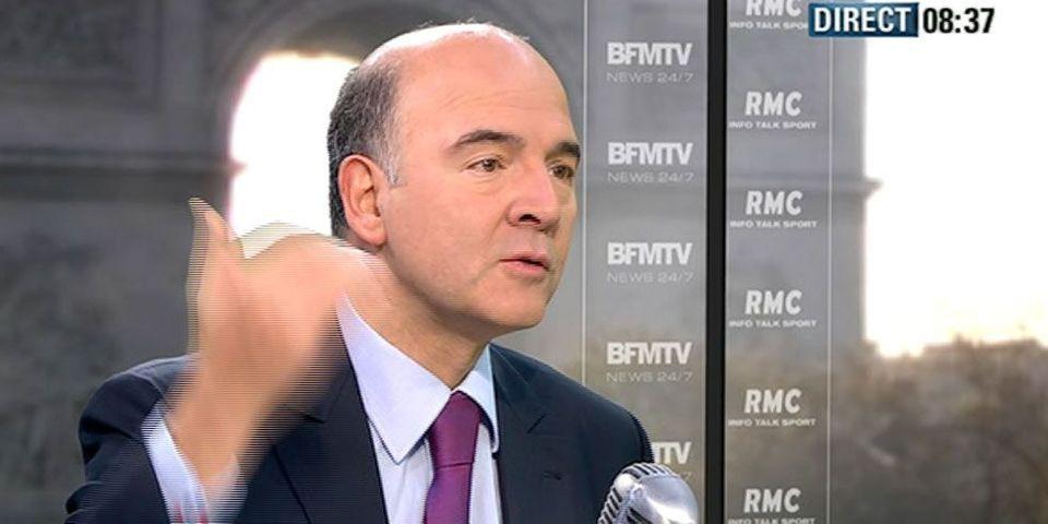 """Moscovici : """"Couac couac couac : ça me hérisse le poil !"""""""