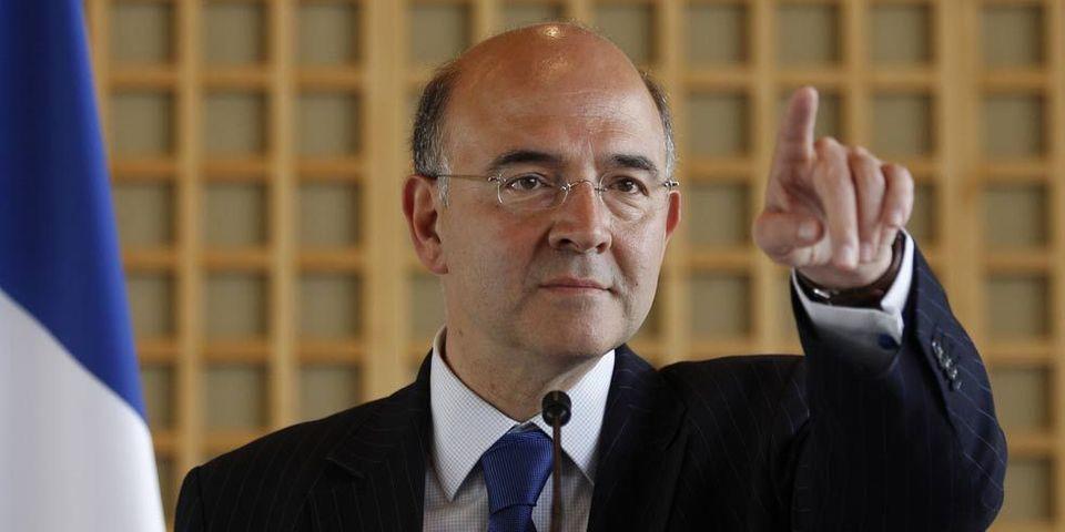 Moscovici pour succéder à Juncker à la tête de l'Eurogroupe ?