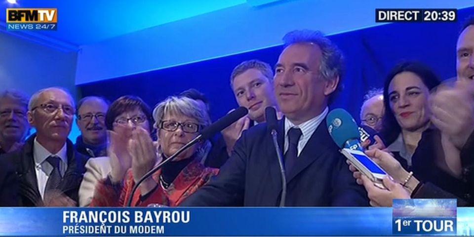 Municipales 2014 : François Bayrou en tête au premier tour à Pau