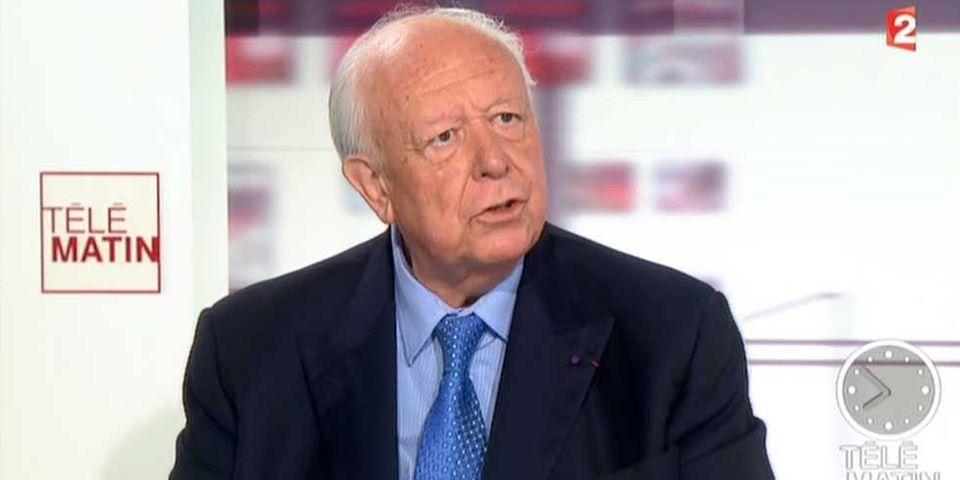 """Municipales à Marseille : Jean-Claude Gaudin estime être """"toujours le meilleur"""" et celui """"qui fait reculer le plus le Front national"""""""