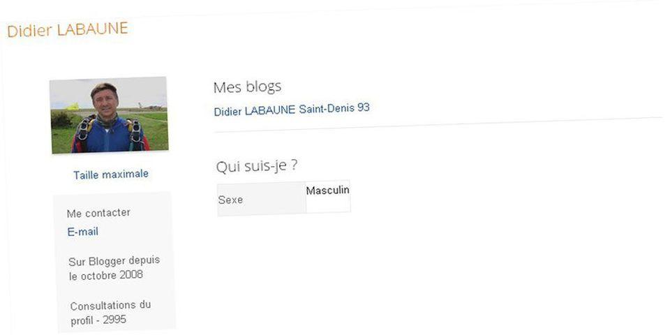 Municipales : Didier Labaune, membre du Parti radical et future tête de liste FN à Saint-Denis