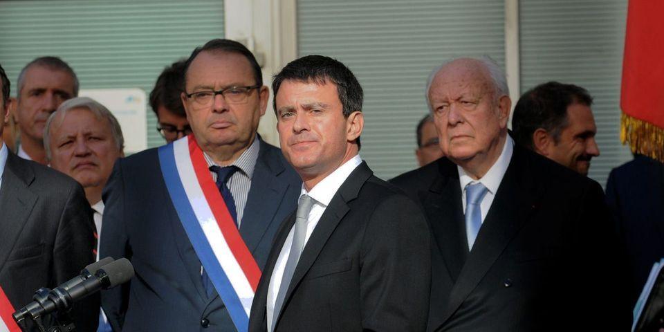 """Municipales : Jean-Claude Gaudin explique le mauvais score de Patrick Mennucci car """"il a fait débarquer à Marseille tous les ministres de la création"""""""