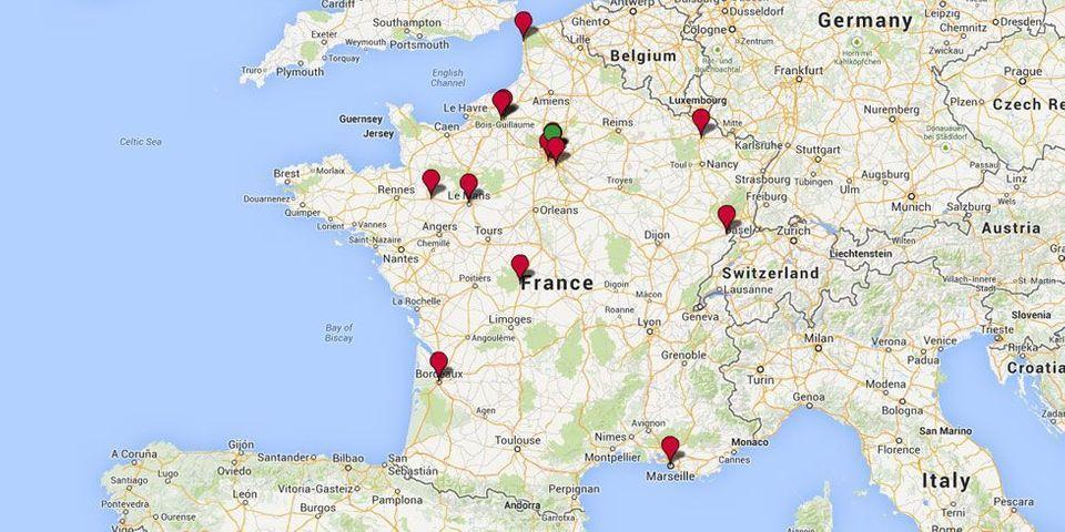 Municipales : la carte des ministres-candidats