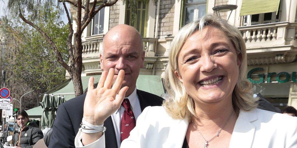 Municipales : Marine Le Pen promet que le FN ne dirigera plus les villes comme en 1995