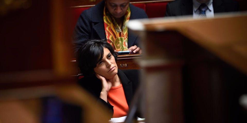 """Myriam El Khomri """"condamne"""" les """"propos outranciers"""" de Pierre Gattaz sur la CGT"""