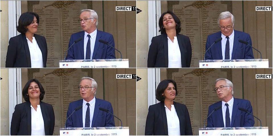 Myriam El Khomri recycle les éléments de langage de François Rebsamen après la nouvelle hausse du chômage