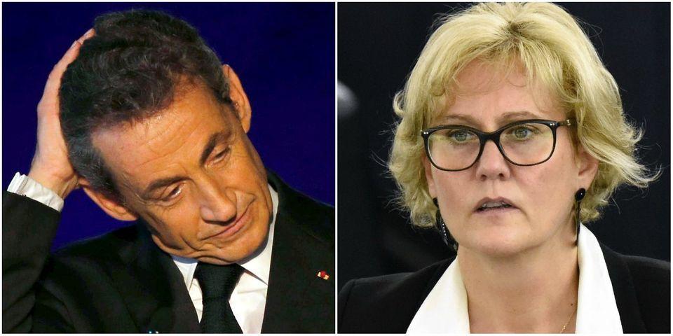 "Nadine Morano à Nicolas Sarkozy : ""Tu vas te calmer un petit peu !"""