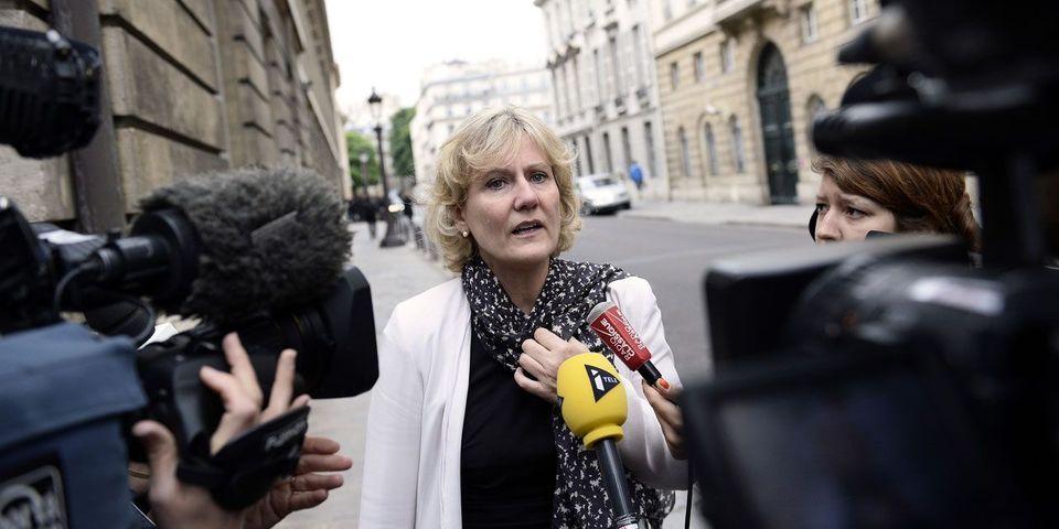 """Nadine Morano appelle à ne pas """"sous-estimer"""" le candidat François Hollande"""