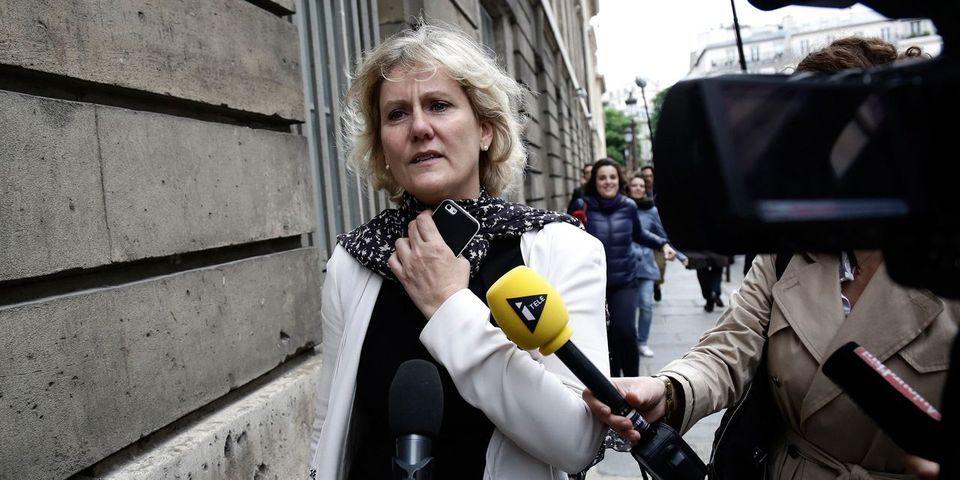 Nadine Morano espère que Guy Bedos sera condamné aussi durement que l'ex-FN qui a comparé Christiane Taubira à un singe
