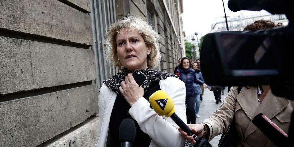 Nadine Morano plaide pour que Nicolas Sarkozy prenne la direction de l'UMP au prochain Congrès
