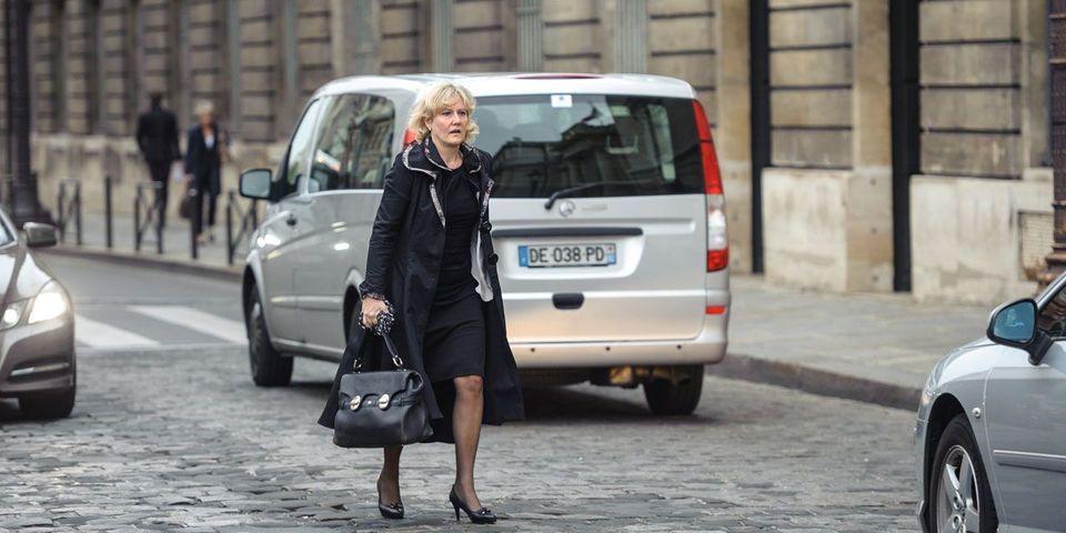 Nadine Morano se fait dérober sa valise d'eurodéputée à Bruxelles