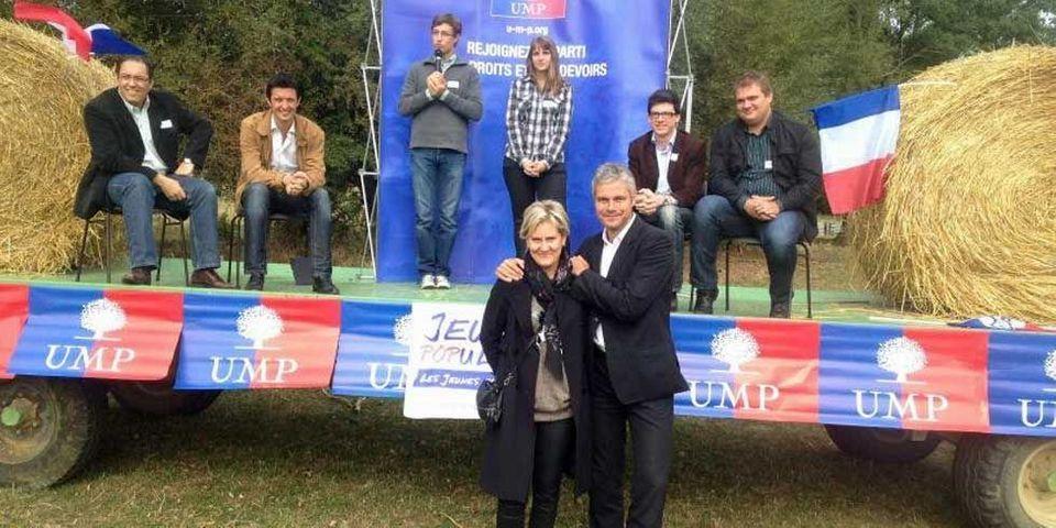Nadine Morano souhaite que Sarkozy devienne président d'honneur de l'UMP
