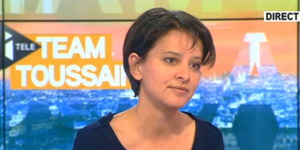 Najat Vallaud-Belkacem approuve la proposition de Manuel Valls d'instaurer des cours de stand-up à l'école