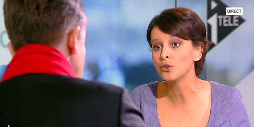 """Najat Vallaud-Belkacem demande aux médias de ne pas faire de """"publicité"""" aux groupuscules d'extrême-droite"""