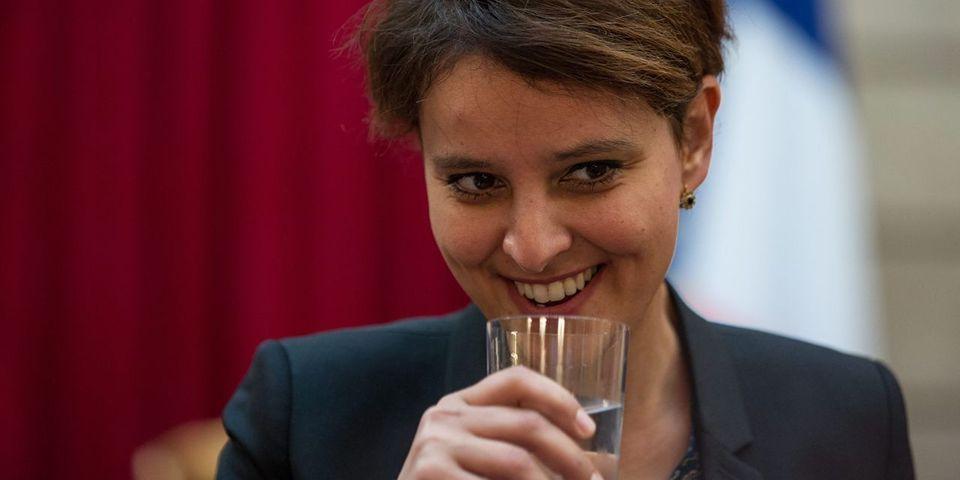 Najat Vallaud-Belkacem entend piloter elle-même les dossiers de l'Euro 2016 et de la candidature de Paris aux Jeux olympiques