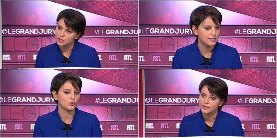 "Najat Vallaud-Belkacem : ""Il faut que François Hollande et Manuel Valls se parlent"""