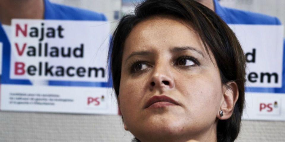 Najat Vallaud-Belkacem refuse finalement d'intégrer la direction collégiale temporaire du PS