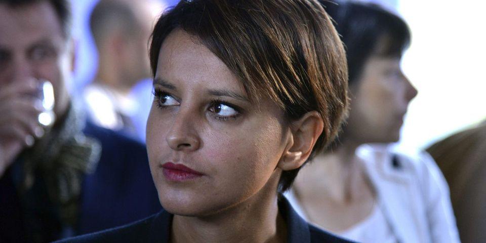 """Démission de Thévenoud : """"un coup dur"""", selon Najat Vallaud-Belkacem"""