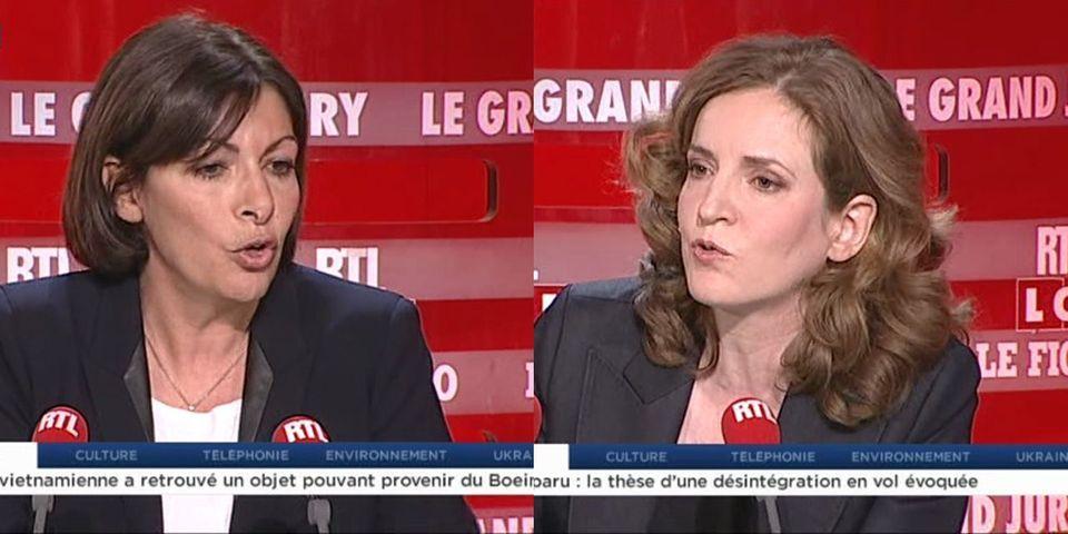 """Nathalie Kosciusko-Morizet accuse Anne Hidalgo de ne pas faire campagne et """"d'hiberner"""" à l'Hôtel de Ville"""