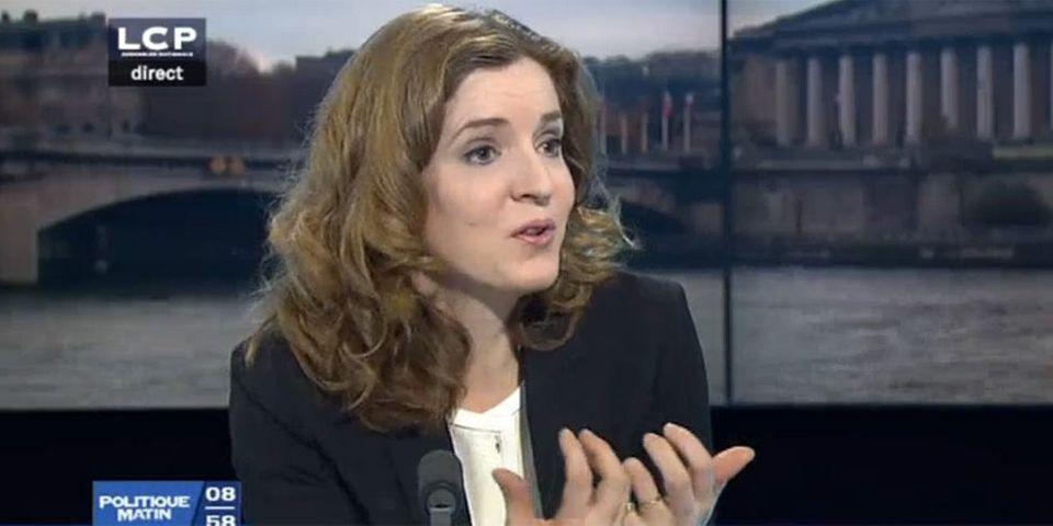Nathalie Kosciusko-Morizet attaque frontalement la journaliste du Monde Béatrice Gurrey, chargée du suivi de sa campagne
