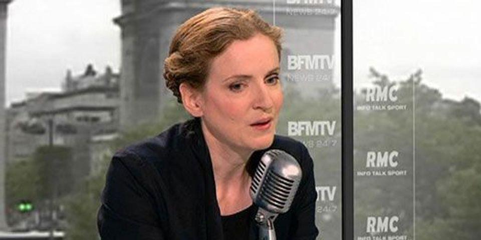 Nathalie Kosciusko-Morizet verra si elle manifeste contre le mariage pour tous, en fonction des slogans