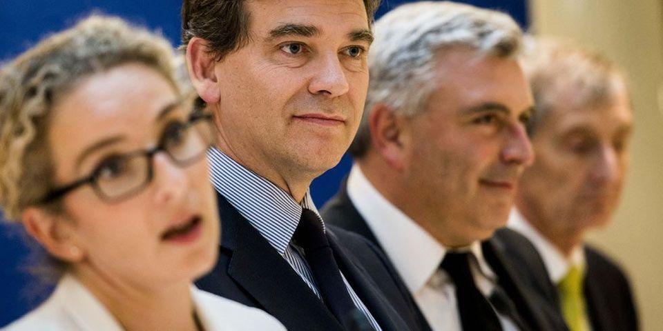 """Nationalisation """"temporaire"""" de Florange : Delphine Batho soutient Arnaud Montebourg"""