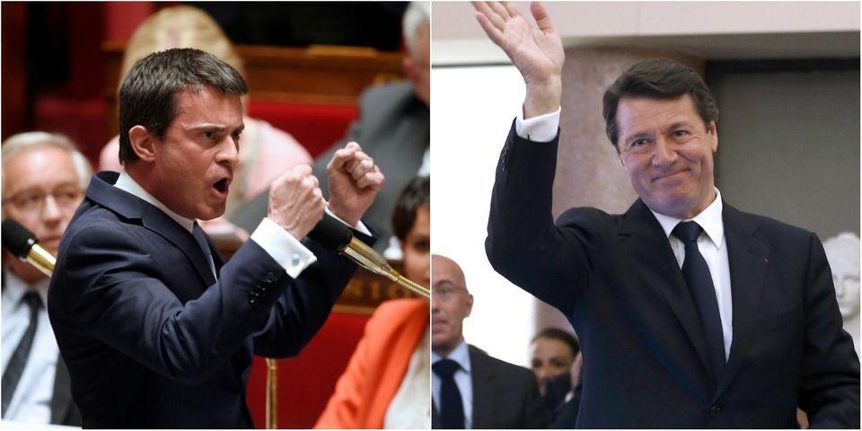 Nice : Manuel Valls rappelle les propos de Christian Estrosi sur la vidéosurveillance après Charlie Hebdo