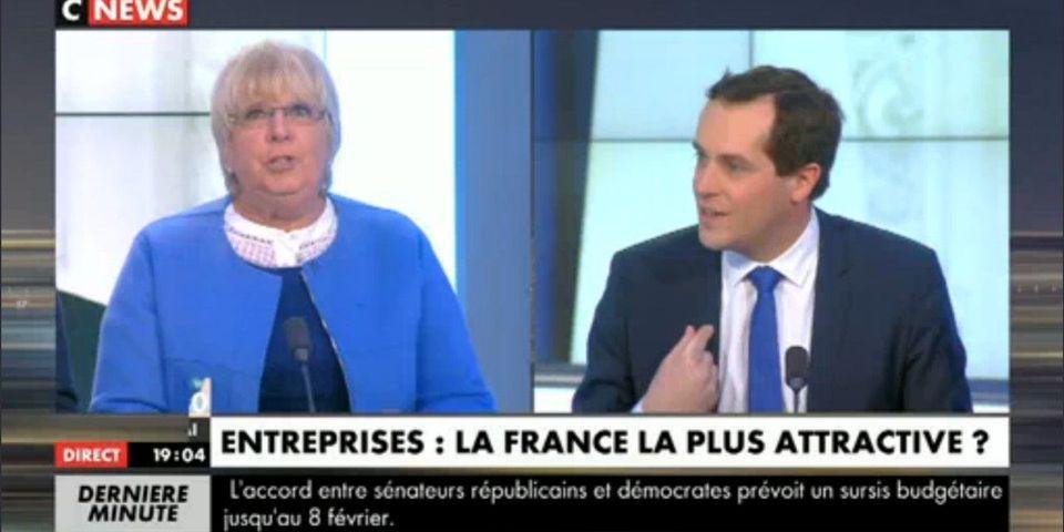 Nicolas Bay accuse publiquement Claire O'Petit (LREM) d'avoir voulu intégrer sa liste FN aux régionales de 2015