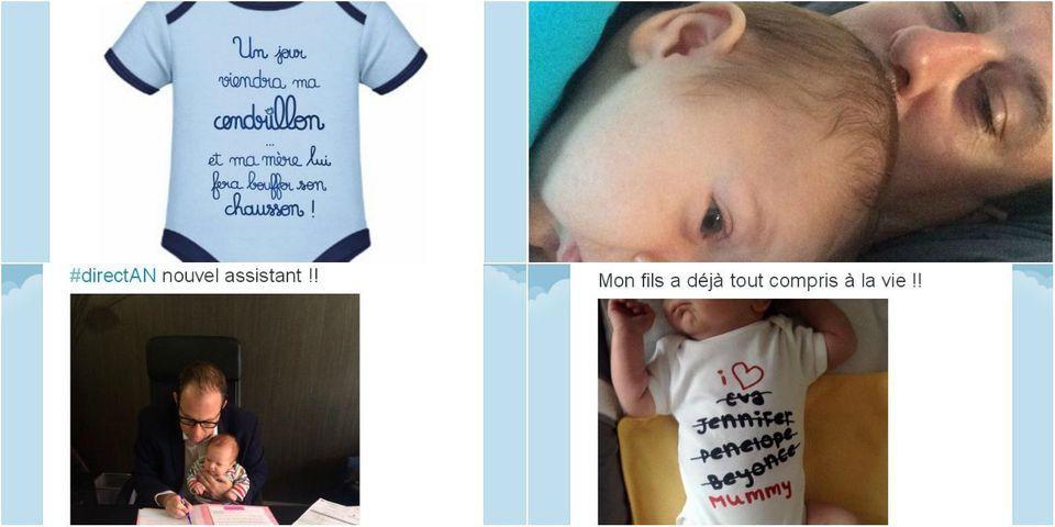 Nicolas Bays (PS) ou l'apprentissage de la parentalité