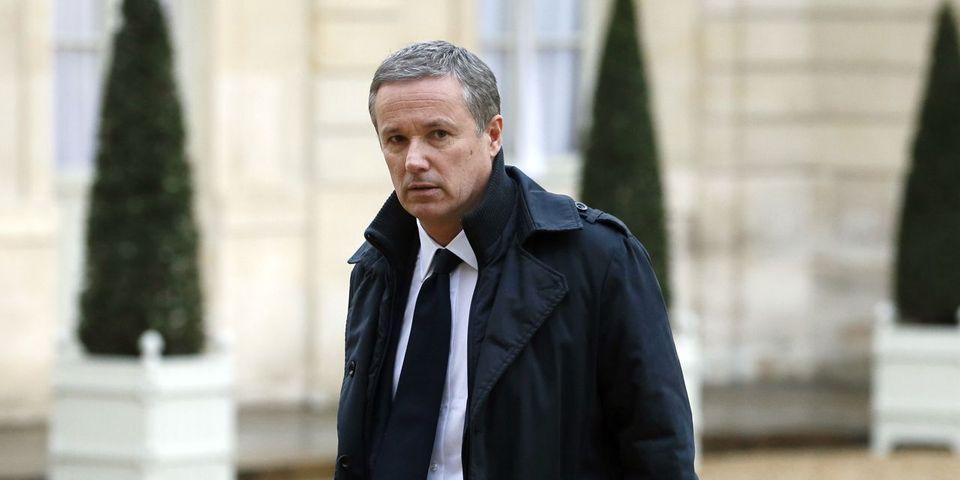 """Nicolas Dupont-Aignan : """"Si ma femme ne travaillait pas avec moi, je pense qu'on aurait divorcé"""""""