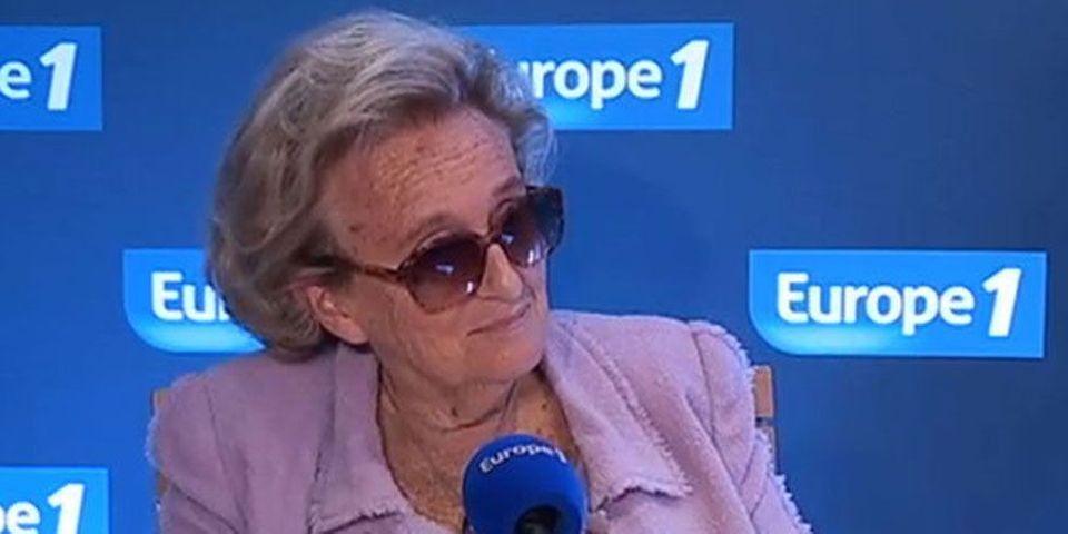 """Nicolas Sarkozy a """"évidemment"""" assuré à Bernadette Chirac qu'il reviendrait"""