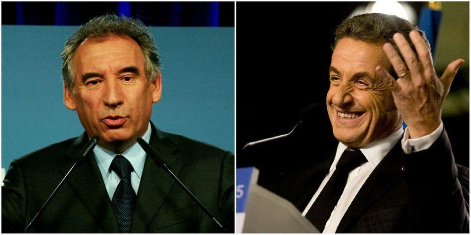 """Selon le Canard Enchaîné, Nicolas Sarkozy aurait lancé à propos de François Bayrou : """"de toute façon, le bègue, je vais le crever"""""""