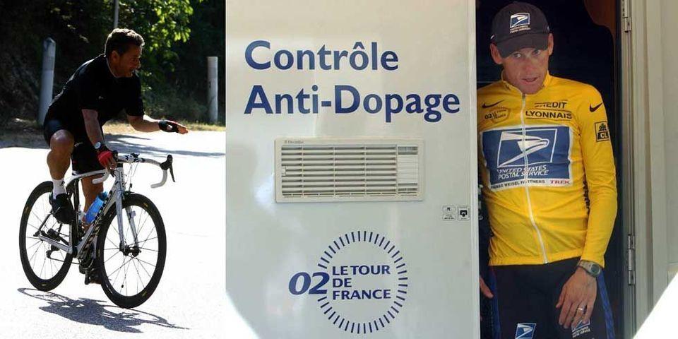 Nicolas Sarkozy accusé d'être intervenu en faveur de Lance Armstrong