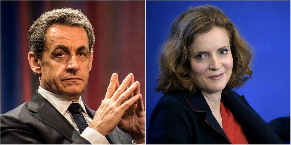 Nicolas Sarkozy accuse Nathalie Kosciusko-Morizet (et Alain Juppé) d'être responsables de la baisse d'adhérents chez LR