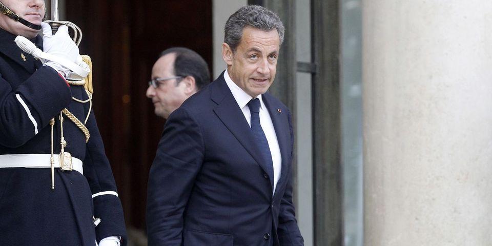 """Nicolas Sarkozy considère François Hollande comme son seul interlocuteur : """"Je ne connais pas Monsieur Cambadélis"""""""