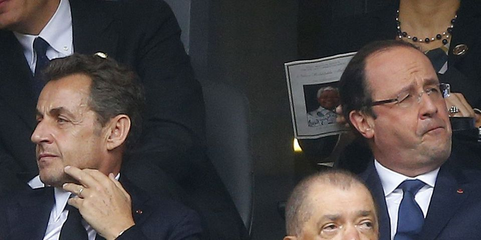 Nicolas Sarkozy critiqué dans son camp pour sa tribune, François Hollande dans le sien pour lui avoir répondu