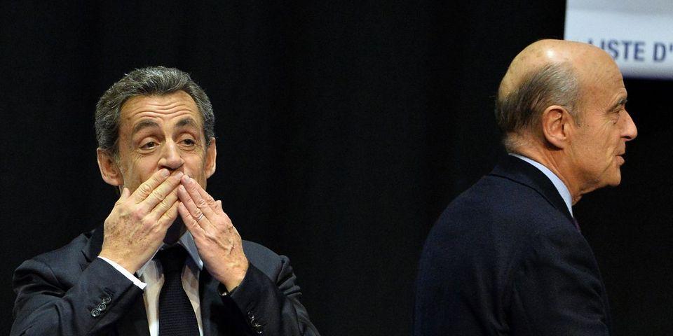 Nicolas Sarkozy estime qu'Alain Juppé reprend les propositions du FN en matière de sécurité