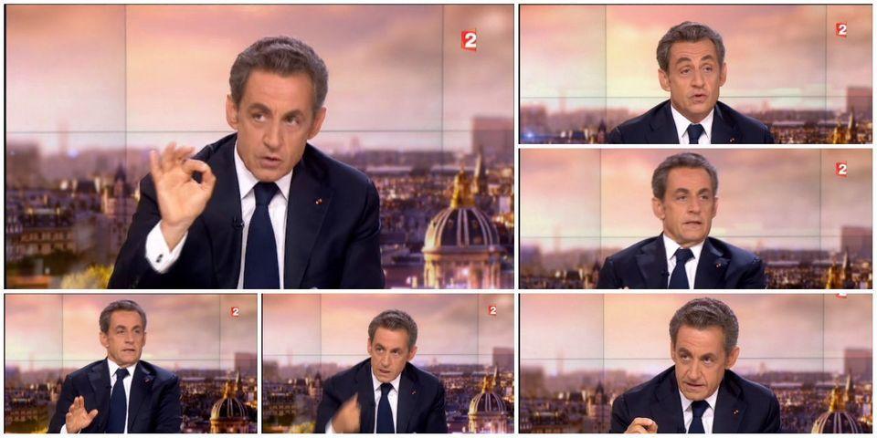 """Nicolas Sarkozy et le gimmick des """"deux neurones d'intelligence"""""""