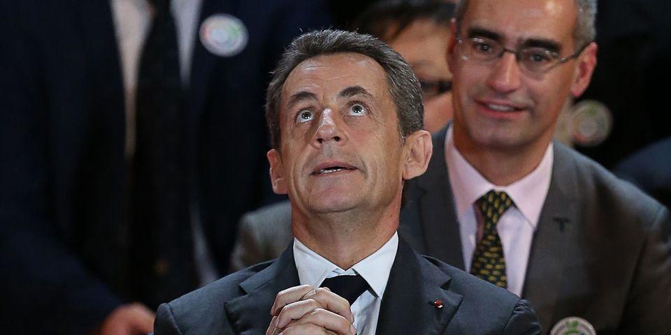 Nicolas Sarkozy justifie de manière totalement incompréhensible le traité de Lisbonne