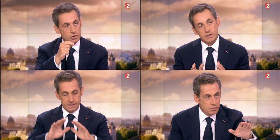 Nicolas Sarkozy met de côté l'unité nationale et distribue les cartons rouges