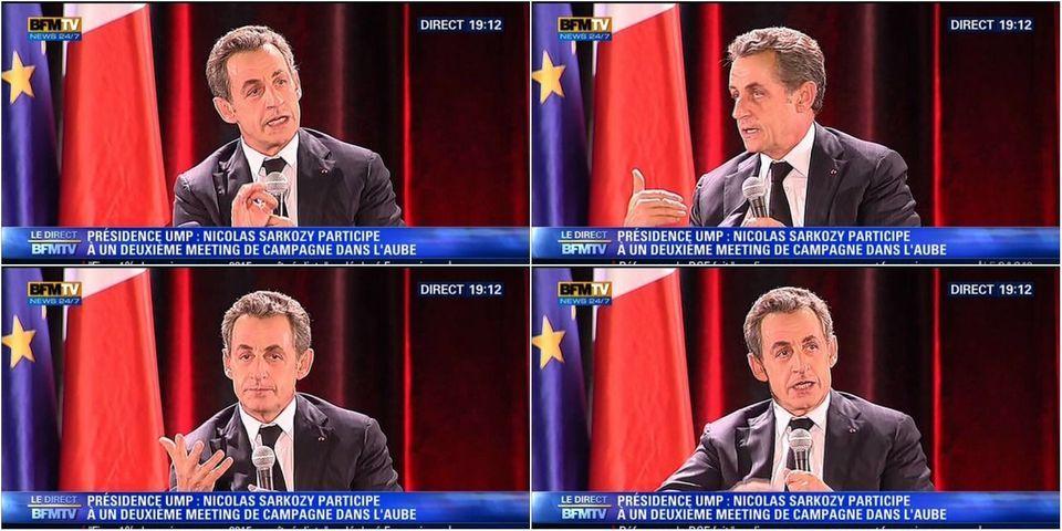 """Nicolas Sarkozy n'est """"pas sûr"""" qu'une primaire à l'UMP soit """"le moyen le plus pertinent pour avoir un bon président de la République"""""""