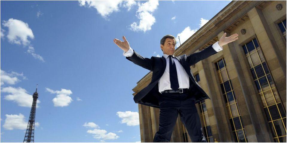 Nicolas Sarkozy ou le festival d'autosatisfaction au soir du second tour des départementales