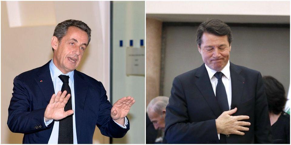 """Nicolas Sarkozy : """"Par rapport à Estrosi, je vais apparaître comme un grand modéré"""""""