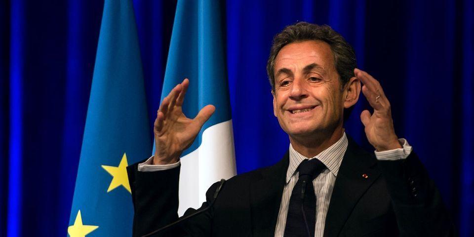 """Nicolas Sarkozy propose que le Royaume-Uni """"vote à nouveau"""" sur le Brexit"""
