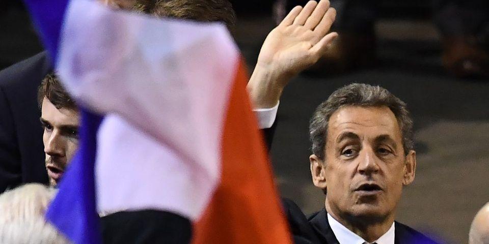 """Nicolas Sarkozy remercie ses soutiens pour cette """"campagne heureuse"""""""