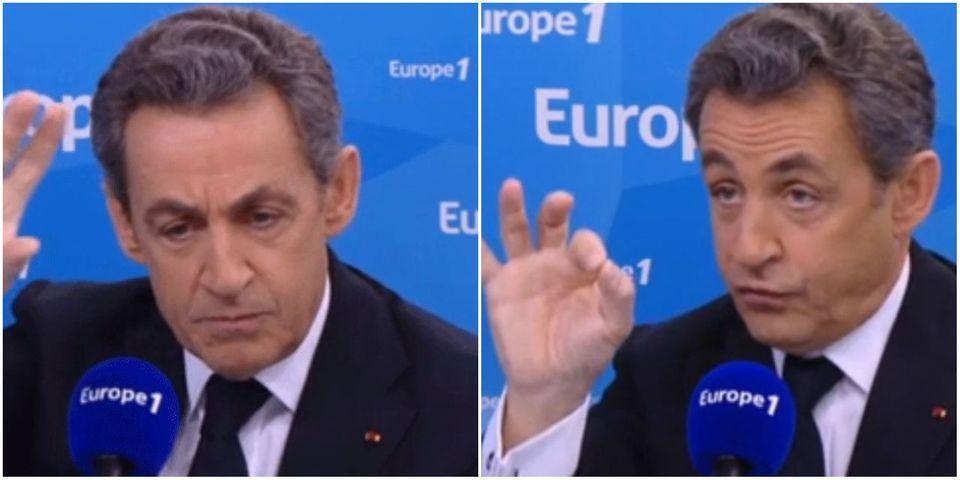 "Nicolas Sarkozy reprend son angle d'attaque favori contre François ""Super menteur"" Hollande"